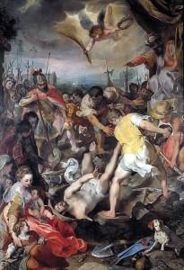 Martirio di San Vitale - Federico Barocci - Pinacoteca di Brera, Milano