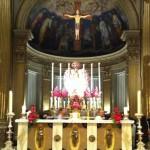 San Pietro altare maggiore vert