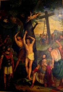 Martirio di Santi Vitale e Agricola