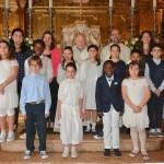 Bimbi e catechisti