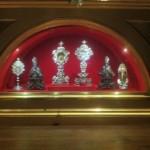 Reliquia di San Vitale (1° a sinistra)
