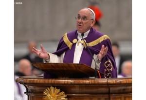 Papa Francesco - Annuncio giubileo 2015-16