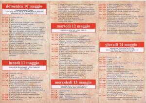 Beata Vergine di San Luca - solenni celebrazioni 2