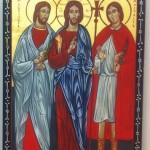 Santi Vitale e Agricola nella gloria