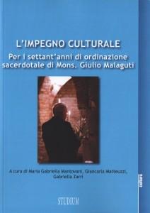L'impegno culturale di Don Giulio Malaguti