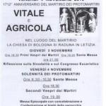 2016 Manifesto per SS Vitale e Agricola small