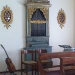 Organo della cappella