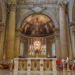 San Pietro altare maggiore 2