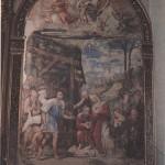 """""""La nascita di Gesù"""" di Giacomo Francia"""