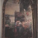 """""""La visita della Vergine a S. Elisabetta"""" del Bagnacavallo"""