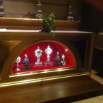 Altare del Crocifisso e la Maddalena