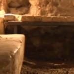 15 Cripta scavi