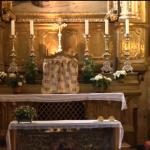 9 Altare martirio a